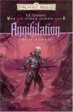 Annihilation – War of the Spider Queen Book 5