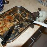 Lasagne vanished