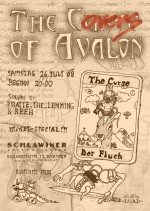 Curse of Avalon